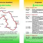 D-Rad Treffen Programm