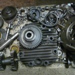Kupplung+Getriebe119